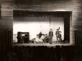 1973 Al Teatre Capsa de Barcelona amb l\'Ovidi