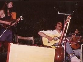 1976 Xavier, Marià i Martí (amb la Rondalla de la Costa al Teatre Grec)