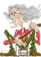 Jordi Fàbregas - dibuix Bruno Brosseta