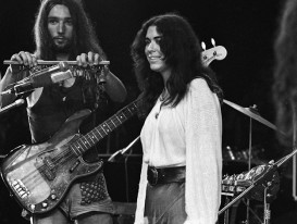 1975 Xavier i Ma del Mar (al Canet Rock)