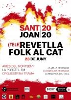 TELE)Revetlla Folk al CAT