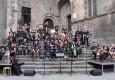 NITS DE BALL FOLK:: Orquestra de Ministrils de l'EMMCA i L'Effet Dulogis