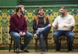 Carles Marigó, Manu Sabaté i David Domínguez