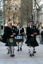 city pipe band