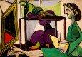 Pablo Picasso- La Musa 1935 ©Diego Ituño