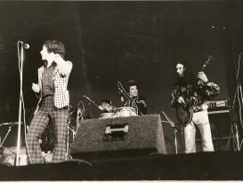 1980 Eliseu, Omar i Xavier (actuació de la Sonora Catalana)