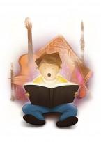 L\'Aran i els instruments festius Il.lustració