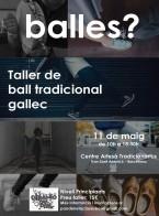 Taller de ball tradicional gallec