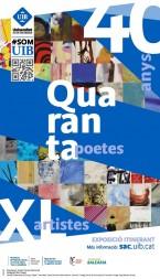 40 anys, quaranta poetes, XL artistes
