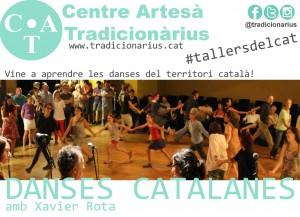 cartell danses catalanes compr