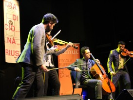 Barcelona Fiddle Congress - aupaQuartet