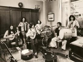1976 assaig de La Rondalla de la Costa