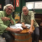 La Taverna del CAT: Jaume Arnella i Jordi Fàbregas