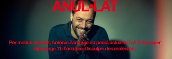 António Zambujo - Rua da Emenda