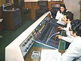 1969 Rafael Poch, Joan Sirvent i Xavier Batllés a Gema2