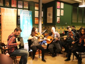 Barcelona Fiddle Congress