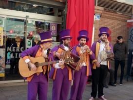 Folk als Mercats:: Carnaval 2017