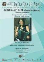CARTELL TALLER HARMONIA PER ACORDIONS DIATÒNICS 2017